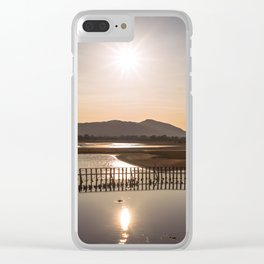 Golspie Clear iPhone Case