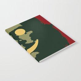 Che Emoticomunist Emoji Pop Art Protest Notebook