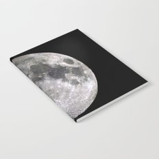 The Full Moon Super Detailed Print Notebook