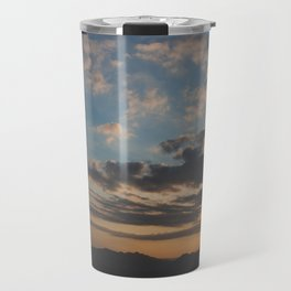 Sunset Hike Los Angeles Travel Mug