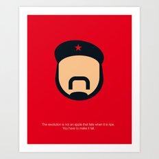 FC - Che Art Print
