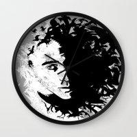 loki Wall Clocks featuring Loki by Mad42Sam