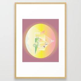 Kip Commission Framed Art Print
