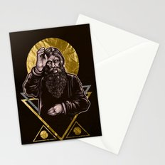 Mad Monk Stationery Cards
