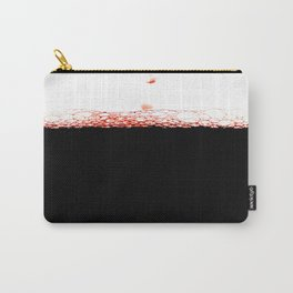 Glass of red wine Carry-All Pouch