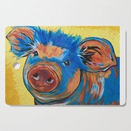 This little piggy! Cutting Board