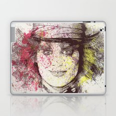 johnny depp (alice in wonderland) Laptop & iPad Skin