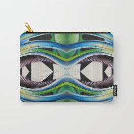 Abstract graffiti 4 Carry-All Pouch