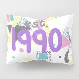 1990, bb Pillow Sham