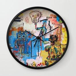 Salvation Wall Clock