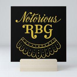 notoriousrbg Mini Art Print
