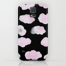 Pink Clouds Galaxy S5 Slim Case