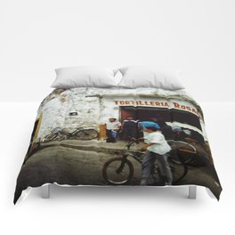 Tortilleria Rosario Comforters