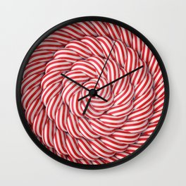 The Candy Way Wall Clock