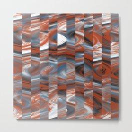 Abstract 458 Metal Print