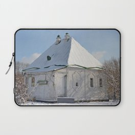 the old building of the Treasury Laptop Sleeve