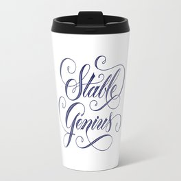 Stable Genius Travel Mug