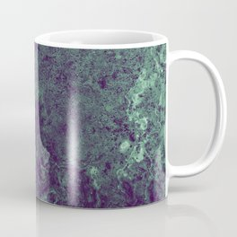 Green Sea Strange Coffee Mug