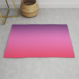Carriacou - Classic Colorful Abstract Minimal Modern Summer Style Color Gradient Rug