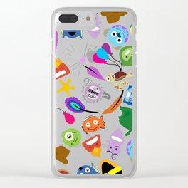 Pixar Clear iPhone Case