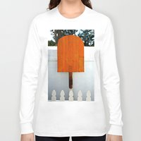 popsicle Long Sleeve T-shirts featuring Popsicle  by Photaugraffiti