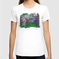 hallion T-shirts featuring Visions are Seldom all They Seem by Karen Hallion Illustrations