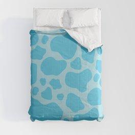 Blue Cow  Comforters