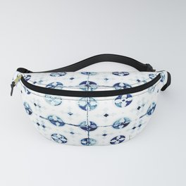 Azulejo I - Portuguese hand painted tiles Fanny Pack