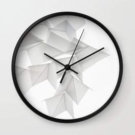 Motion of Patience Wall Clock