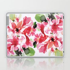 watercolor floral 2 Laptop & iPad Skin