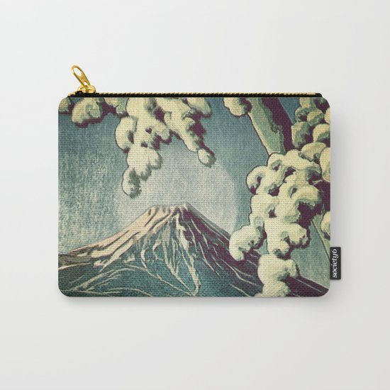 5 Lakes at Moonlight Carry-All Pouch