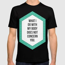 My Body T-shirt