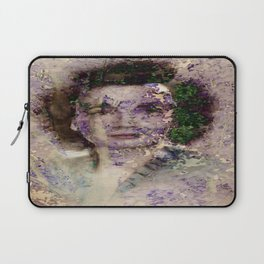 Step Back In Me Laptop Sleeve