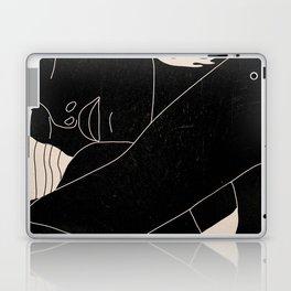 Abstract Art Nude Woman 5 Laptop & iPad Skin