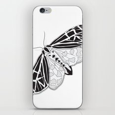 Virgin Tiger Moth iPhone & iPod Skin