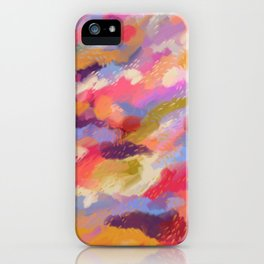 Rainbow Seed by H.M.Craig iPhone Case