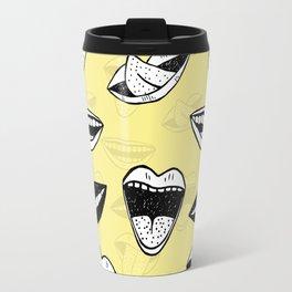 Mouths everywhere Travel Mug