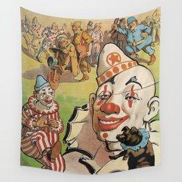 Walter L. Main Circus Wall Tapestry