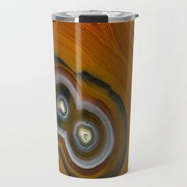 Condor Eye Agate Travel Mug