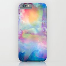 You Are entering a beautiful place called heaven  by Sherriofpalmsprings iPhone 6s Slim Case