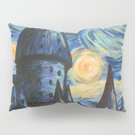Hogwarts Night Pillow Sham