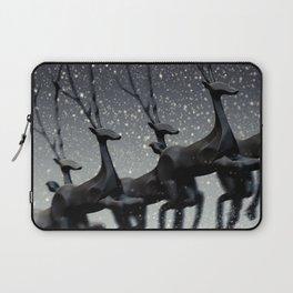 Reindeer Games Laptop Sleeve