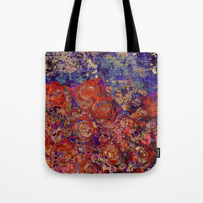 roses where are you Tote Bag