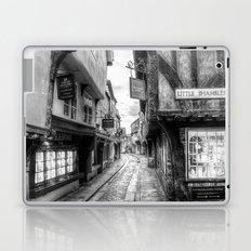 The Shambles Street York Laptop & iPad Skin