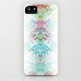 Chroma Dance iPhone Case