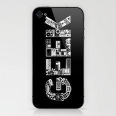 I Be Au Sm iPhone & iPod Skin