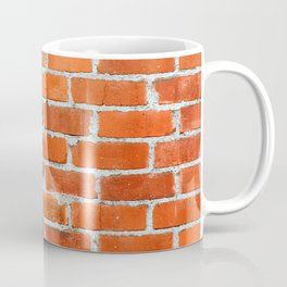 Brick Wall Light Coffee Mug