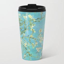 Vincent Van Gogh Almond Blossoms Travel Mug