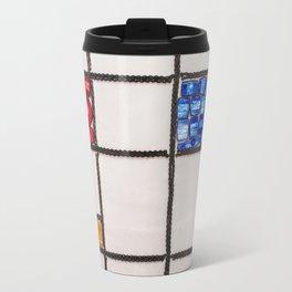 003: De Stijl - 100 Hoopties Travel Mug