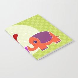 Elephant Love Notebook